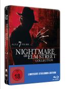 [Vorbestellung] MediaMarkt.de: Nightmare On Elm Street Collection (SteelBook) [Blu-ray] für 38,49€ + VSK