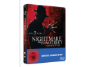 [Vorbestellung] MediaMarkt.de: Nightmare On Elm Street Collection (SteelBook) [Blu-ray] für 38,49€ + VSK