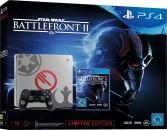 Amazon.de: PlayStation 4 – Konsole (1TB, schwarz) im Limited Star Wars Battlefront 2 Design inkl. Star Wars Battlefront II Elite Trooper Deluxe Edition (exkl. bei Amazon.de) für 299€