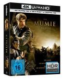 Zoom.co.uk: The Mummy: Trilogy (4K Ultra HD + Blu-ray + Digital Download) [UHD] für 25,53€ inkl. VSK