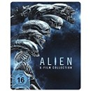 Amazon.de: Alien 1-6 Steelbook [Blu-ray] für 24,99€ + VSK