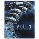 Amazon.de: Alien 1-6 Steelbook [Blu-ray] für 29,97€ inkl. VSK