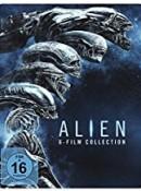 Amazon.de: Alien 1-6 Steelbook [Blu-ray] für 24,99€ + VSK