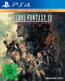 Amazon.de: Final Fantasy XII The Zodiac Age – Limited Steelbook Edition [PS4] für 32,99€ inkl. VSK