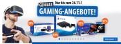 Mueller.de: Gaming Angebote z.B. PS4 Gran Turismo Sport Day 1 Edition für 29,99€
