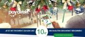 Rakuten.de: Jetzt mit paydirekt zahlen und 10€ geschenkt bekommen! (MBW 15€, bis 27.12.17)
