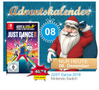 Amazon.de: Just Dance 2018 – [Nintendo Switch] für 29€