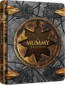 Zoom.co.uk: Die Mumie Trilogie – Blu-ray – Limited Steelbook [Limited Edition] für 10,30€ inkl. VSK