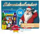 Amazon kontert Mueller.de: Türchen Nr. 6 – Crash Bandicoot [PS4] für 25€