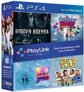 Amazon.de: PlayLink Bundle (Wissen ist Macht, Hidden Agenda, SingStar Celebration & That's You!) [PS4] für 23,04€ + VSK