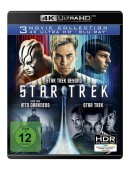 [Vorbestellung] JPC.de: Star Trek 3 Movie Collection (4K Blu-ray) für 27,99€ inkl. VSK