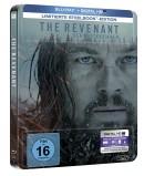 Saturn.de: Online Only Offers mit The Revenant Steelbook für 9,99€ & War Dogs Steelbook [Blu-ray] für 6,99€ inkl. VSK