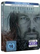 Amazon.de: The Revenant – Der Rückkehrer (4K Ultra HD) (+ Blu-ray) für 15€ + VSK