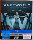 Alphamovies.de: Westworld Staffel 1: Das Labyrinth [Blu-ray] für 18,94€ inkl. VSK