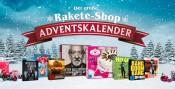 Rakete-shop.de: Adventskalender – Tür 6 – HORRORTAG – je 16,66€ plus VSK