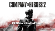 HumbleBundle.com: Company Of Heroes 2 [PC Steam] KOSTENLOS!