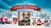Rakete-shop.de: Adventskalender – Dieter Hallervorden Angebote mit Bis hierhin…und viel weiter – Ltd. DVD Box für 69,98€ inkl. VSK