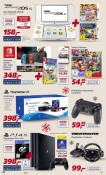 Real.de: Aktuelles Prospekt mit u.a.  PS4 Pro 1 TB inkl. GT Sport für 398€ inkl. VSK