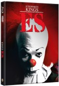 [Vorbestellung] Alphamovies.de: Stephen Kings Es (1990) Mediabook [Blu-ray + DVD] für 29,94€ inkl. VSK