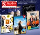 Weltbild.de: 5€ Gutschein auf viele ausgewählte Film- & Serien-Highlights! (Nur heute)