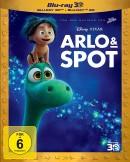 Amazon.de: Arlo & Spot 3D+2D [3D Blu-ray] für 10,61€ + VSK uvm.
