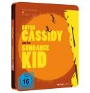 Amazon.de: Butch Cassidy und Sundance Kid (Limitierte Steel Edition inkl. CD Soundtrack) [Blu-ray] für 7€ + VSK