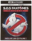 Amazon.fr: Ghostbusters Trilogie [4K Ultra HD + Blu-ray] für 19,99€ + VSK