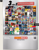 [OFFLINE] MediMax: 3für2 Aktion – CDs, DVDs, Blu-rays, Games & Software