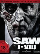 Amazon.de: SAW I-VIII / Definitive Collection [Blu-ray] für 23,33€ inkl. VSK