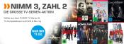 Amazon kontert Saturn.de: 3 für 2 TV Serien Aktion (bis 11.02.18)