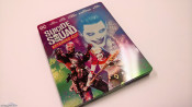 [Fotos] Suicide Squad Illustrated Artwork – Steelbook (exklusiv bei Amazon.de)
