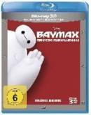 Amazon.de: Blu-ray Preissenkungen u.a. Baymax – Riesiges Robowabohu 3D+2D [3D Blu-ray] für 10,29€ + VSK