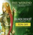 Steam: Black Desert Online bis 28.01.2018 kostenlos spielen