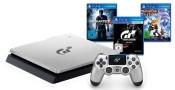 ebay.de: SONY PlayStation 4 Limited Edition 1TB inkl.Spiel GT Sport plus 3 weitere Spiele für 254,99€ inkl. VSK