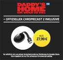 Rakuten.tv: Chromecast 2 + Daddy's home in HD als LEIHFILM für 27,99€