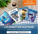 Rebuy.de: 15% auf alle Filme ab 20€ (bis 10.01.18)