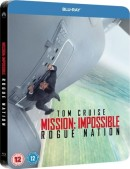 Zoom.co.uk: Mission Impossible Rogue Nation (Limited Edition Steelbook) [Blu-Ray] für 6,15€ inkl. VSK