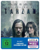 Mueller.de: Legend of Tarzan (exklusives Müller Steelbook) [Blu-ray Disc] für 7,99€