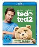 Amazon.de: Ted 1 & 2 Box [Blu-ray] für 8,59€ + VSK