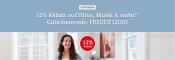 Thalia.de: 14% Rabatt auf Filme, Musik & mehr (gültig bis 14.02.2018)