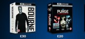 Zoom.co.uk: Blue Monday Deals mit u.a. Transformers: 5-movie Collection (4K Ultra HD) [UHD] für 40,43€ inkl. VSK