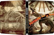 [Vorbestellung] Amazon.it: Jurassic Collection – Steelbook (4 Blu-Ray) für 46,72€ + VSK