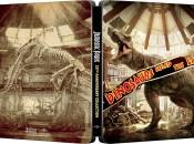 [Vorbestellung] Amazon.it: Jurassic Collection – Steelbook (4 Blu-Ray) für 44,90€ + VSK