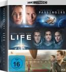 Amazon.de: Arrival / Life / Passengers (4K Ultra HD) für 29,21€ inkl. VSK