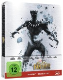 Amazon.de: Black Panther 3D (2018) (Limited Edition, Steelbook) für 13,64€ + VSK