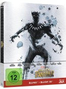 Amazon.de: Black Panther 3D (2018) (Limited Edition, Steelbook) für 10,99€ + VSK
