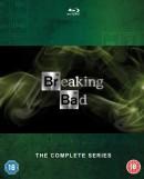 Zoom.co.uk: Breaking Bad – Die Komplette Serie [Blu-ray + UV Code) für 32€ inkl. VSK