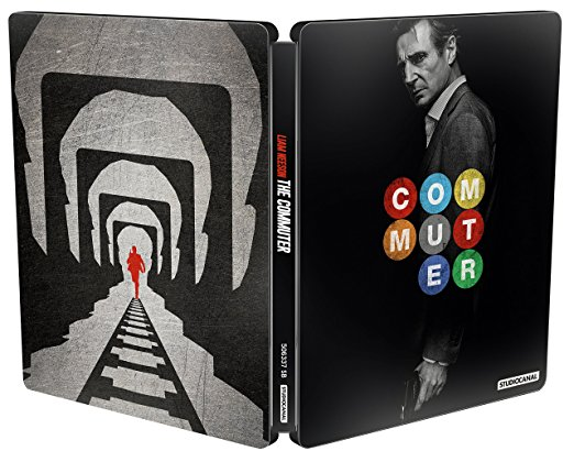 Commuter-Steelbook