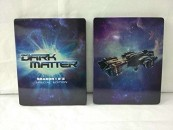 [Vorbestellung] Amazon.de: Dark Matter – Season 1+2 – Limited Steel Edition [Blu-ray] für 30,92€ inkl. VSK