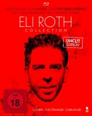 Amazon.de: Eli Roth Collection (vorab exklusiv bei Amazon.de) (3 Disc-Set) [Blu-ray] für 7,47€ inkl. VSK